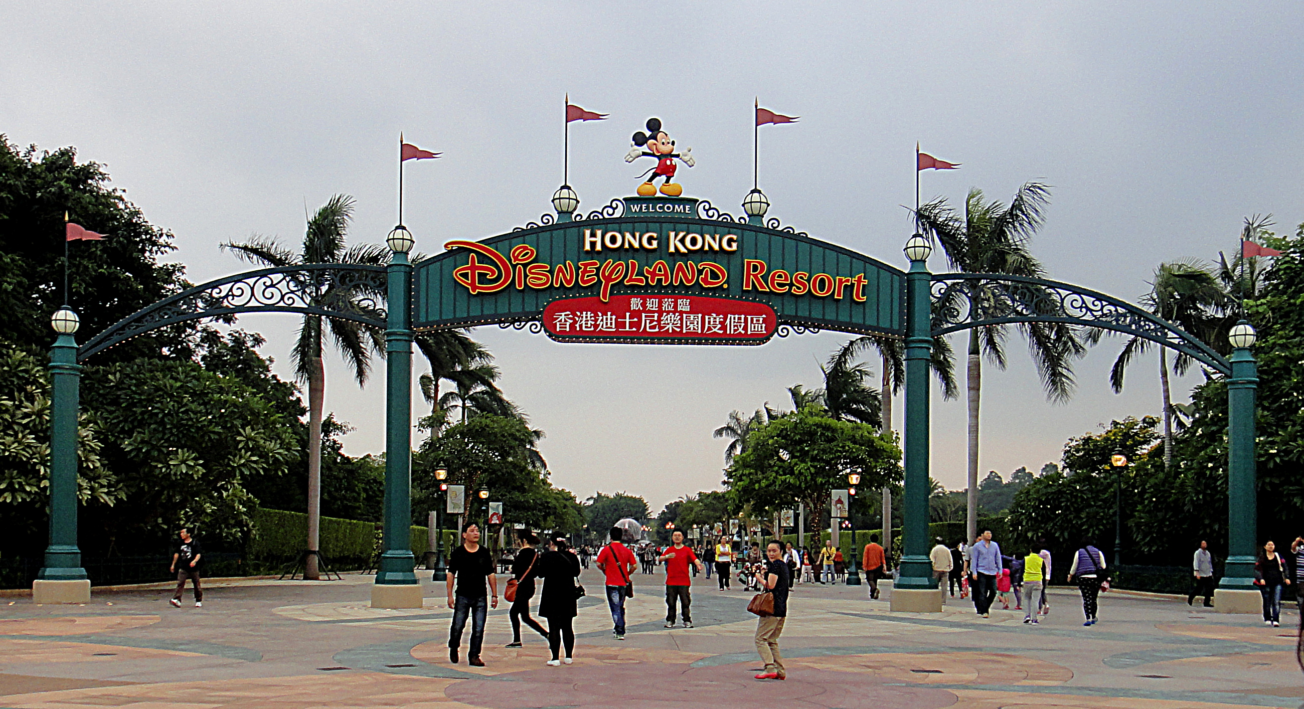 hong kong disneyland when big business 09052018  hong kong disneyland is a totally unique experience and a theme  big grizzly mountain runaway  business insider intelligence exclusive on.